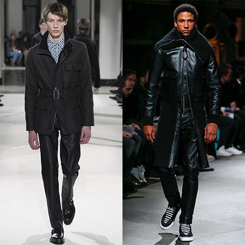 Модная мужская одежда 2017 2018 осень и зима