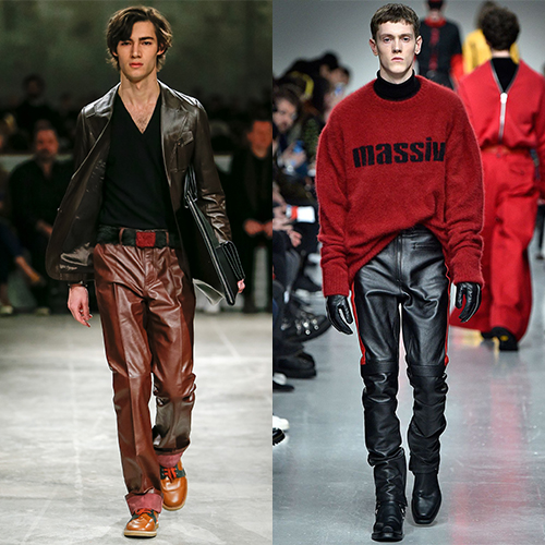 Мужская мода 2017 2018 осень и зима