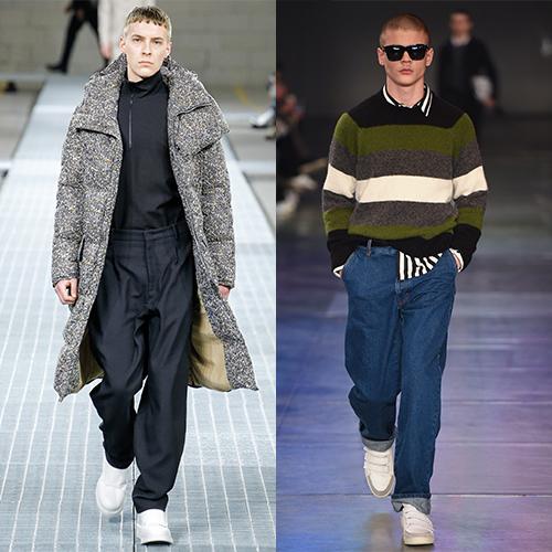 Моднная мужская одежда осень зима 2017 2018