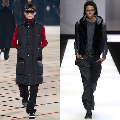 Модная мужская одежда, осень зима 2017 2018