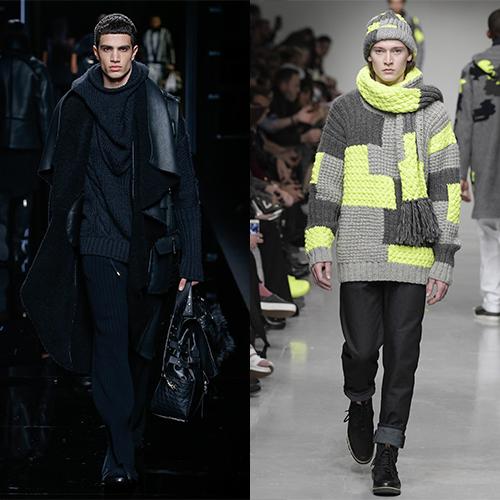 Модная мужская одежда осень зима 2017 2018