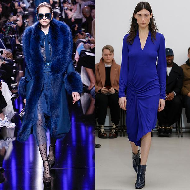 Какие цвета в моде осень и зимой 2017 2018