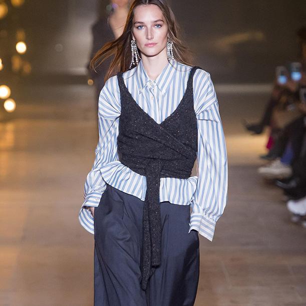 Какие рубашки и блузки в моде 2017 2018 осень зима