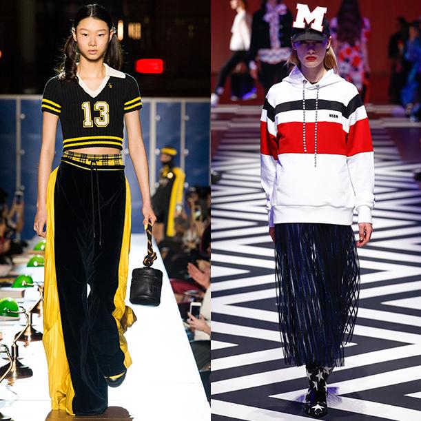 Какие стили одежды в моде 2017 2018
