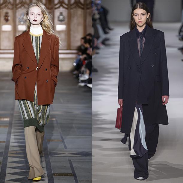 Мода осень-зима 17-18