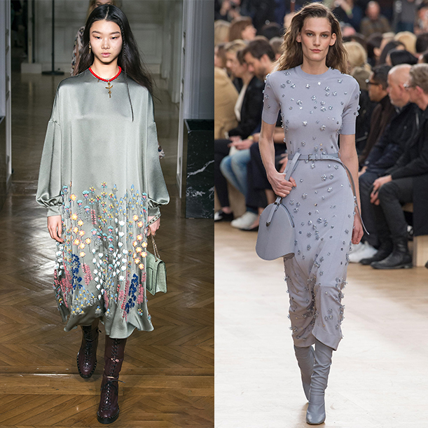 Мода на осень и зиму 2017 2018