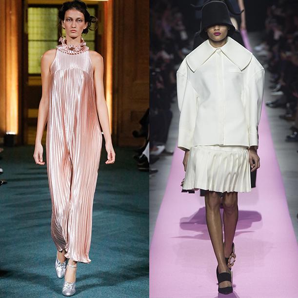 Мода осень зима 2018 2017