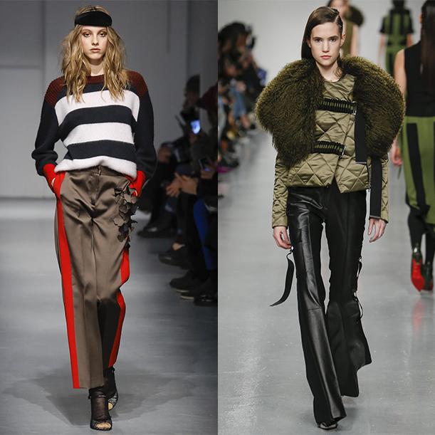 Тренды в женской одежде осень и зима 2017 2018