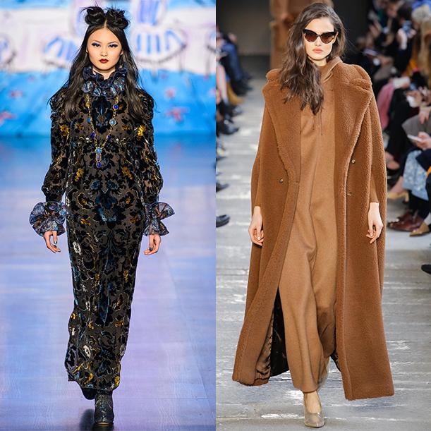 Мода осень зима 2017 2018