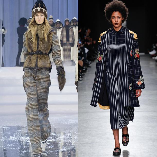 Мода в женской одежде. Цвета на осень и зиму 2017 2018