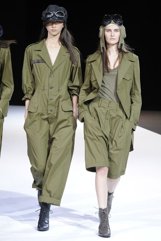 Стиль одежды авиатор. Правила, примеры