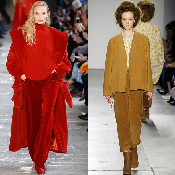 модные брюки осень зима 2017 фото женские
