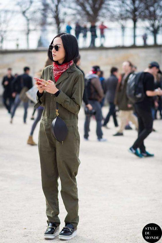 Стиль авиатор в одежде