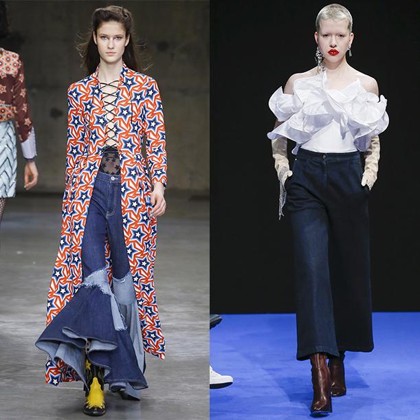 модные брюки женские осень зима 2017