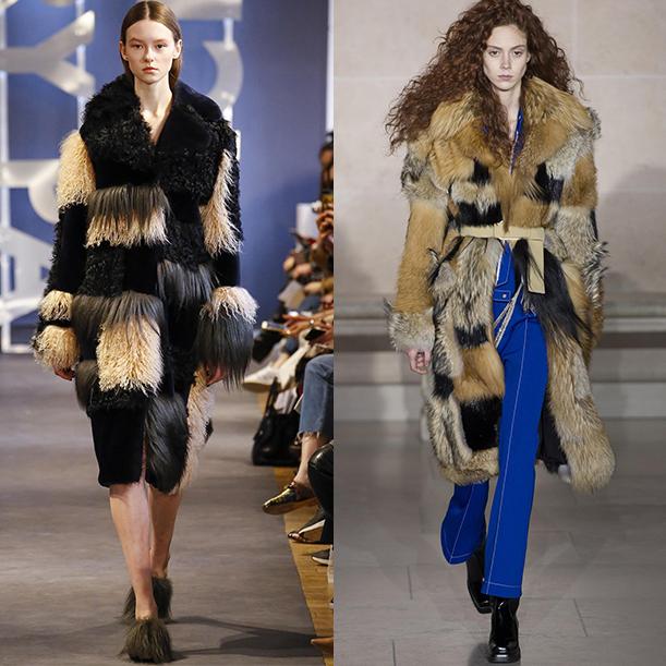 Модные женские шубы. Осень Зима 2017 2018