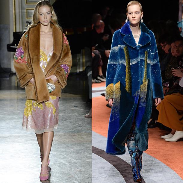 модные тенденции 2017 осень зима верхняя одежда