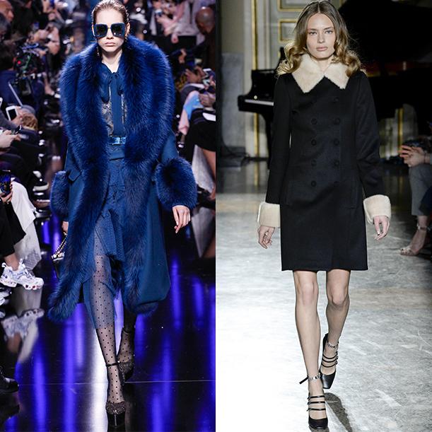 Модная женская верхняя одежда. Осень Зима 2017 2018 тенденции