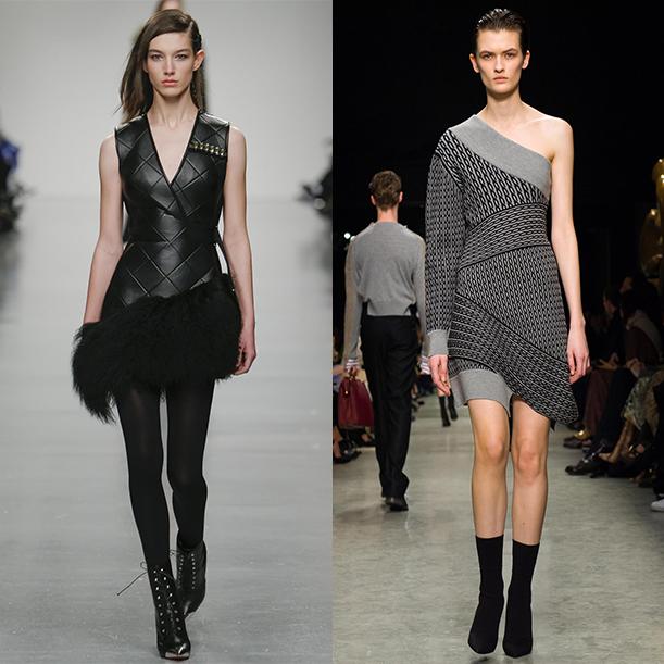 Модные платья 2017 2018 тренды фото
