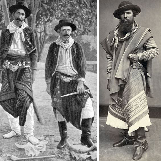История стиля гаучо в одежде