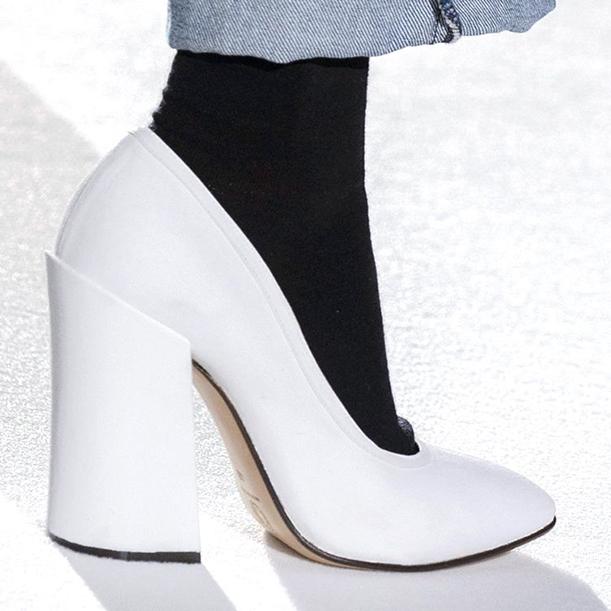 В какой обуви встречать новый год