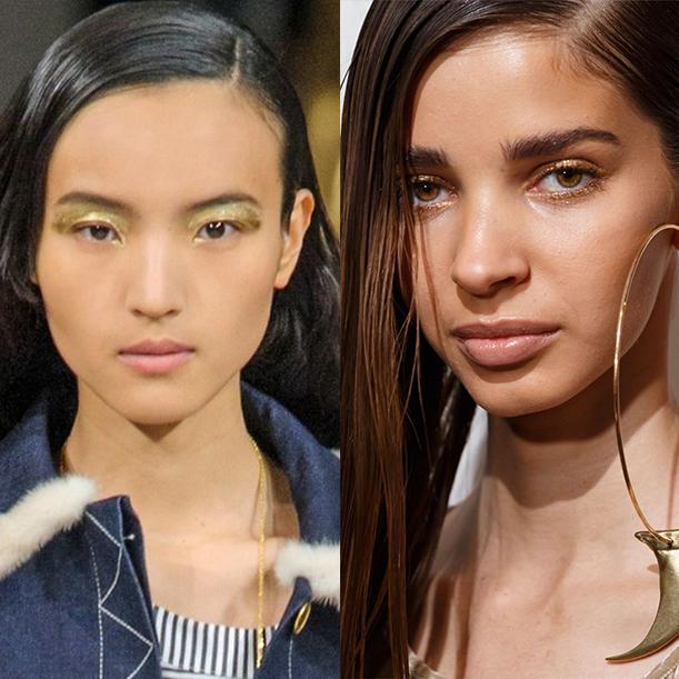 Тренды макияж осень зима 2017 2018