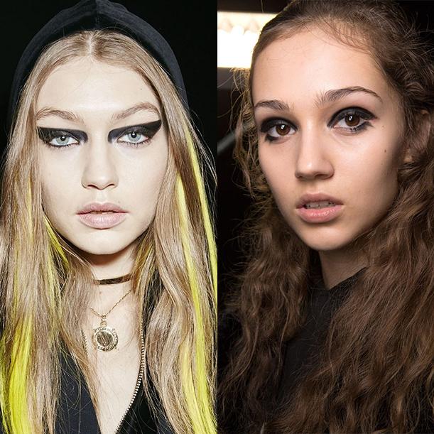Модный макияж для нового года 20218