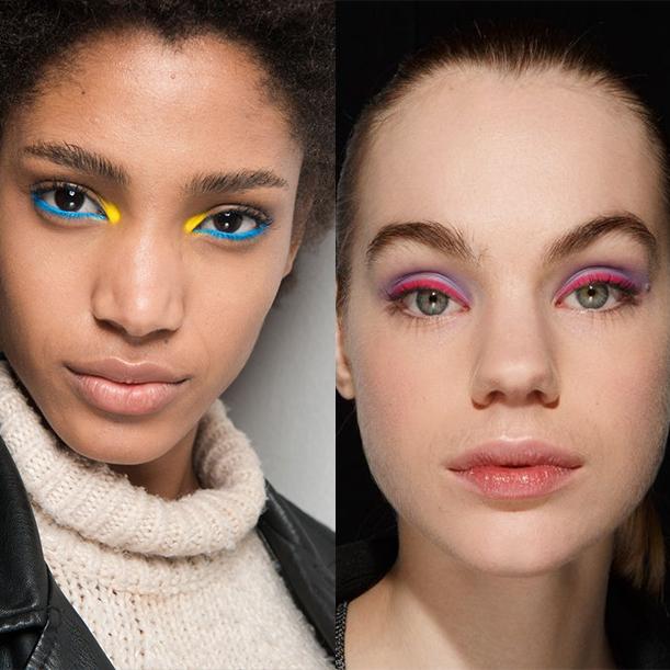 Модный макияж на осень и зиму 2017 2018