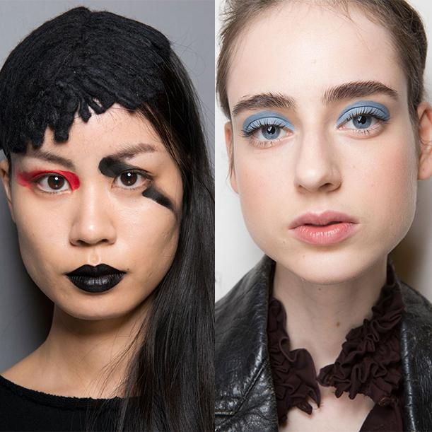 Идеи макияжа но новый год 2018