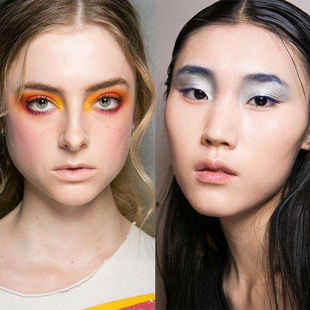 Модный макияж 2017 2018
