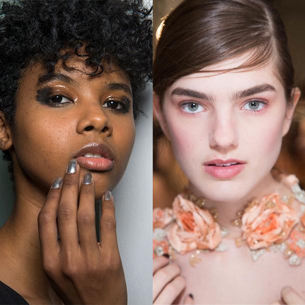 Модный макияж осень зима 2017 2018 фото