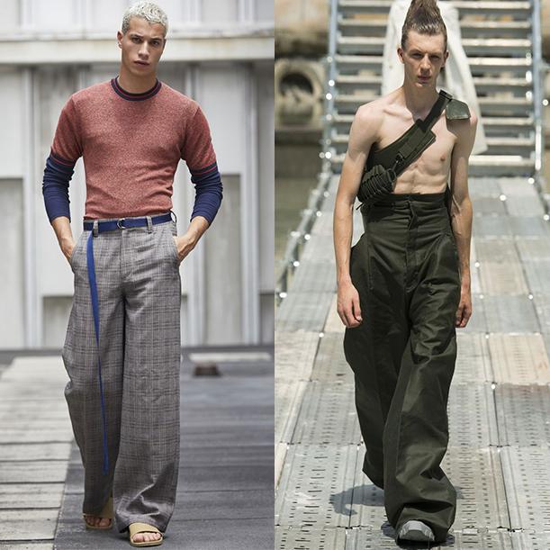 e5b521875ed мужская мода весна лето 2018 основные тенденции