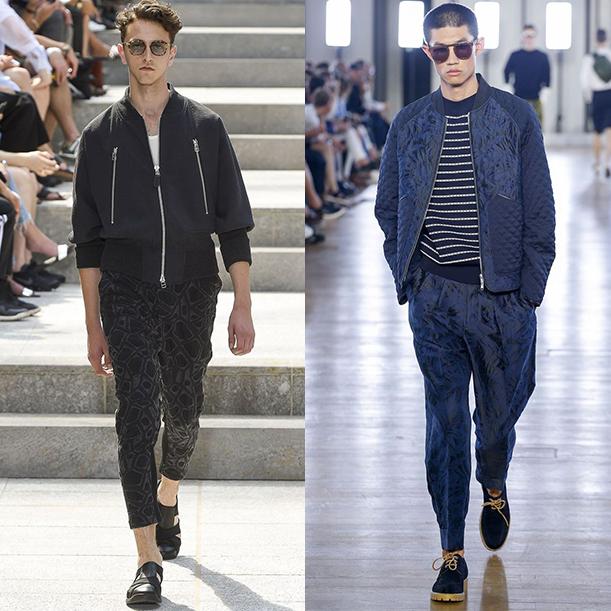 мужская мода 2018 весна лето