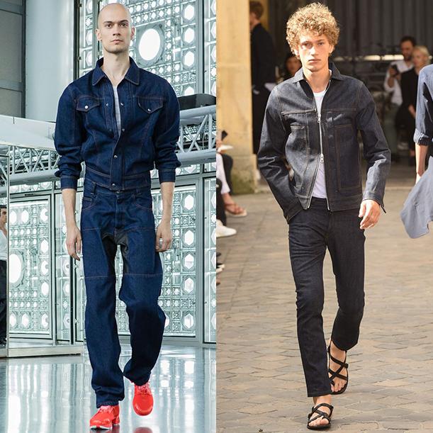 мужская мода весна лето 2018 основные тенденции фото