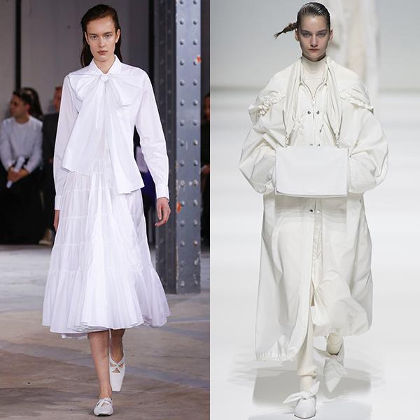 Модные цвета в женской одежде. Осень зима 2017-18