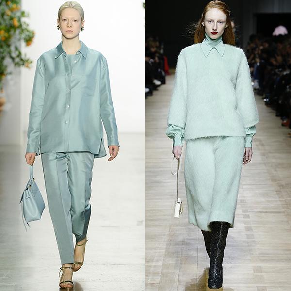 Мода женская основные тенденции осень зима 2018 2019