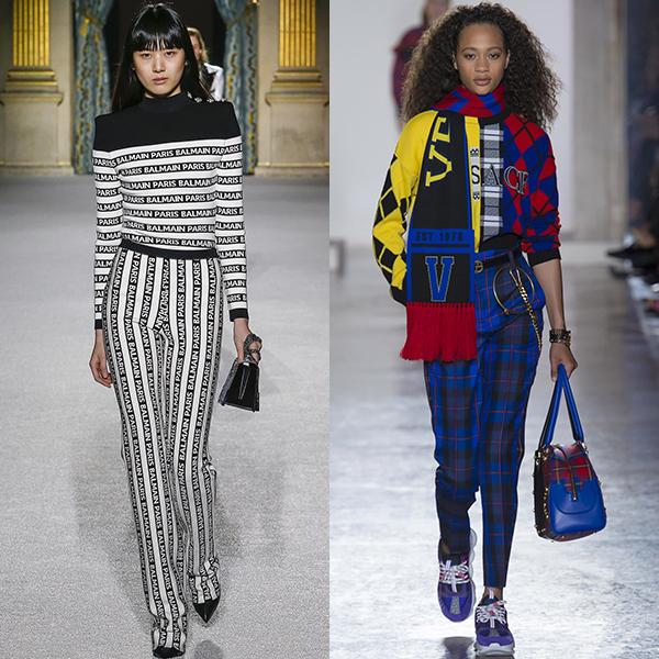 Модные тенденции Осень зима 2018 2019