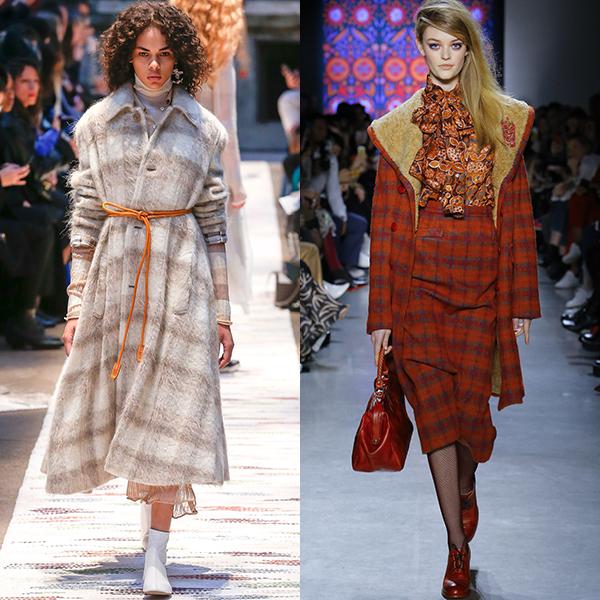 Основные тенденции в женской моде Осень зима 2018 2019