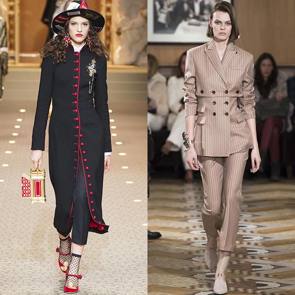 Женская мода осенью и зимой 2018 2019