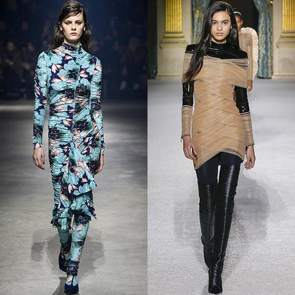 Основные тенденции женской моды осень зима 2018 2019