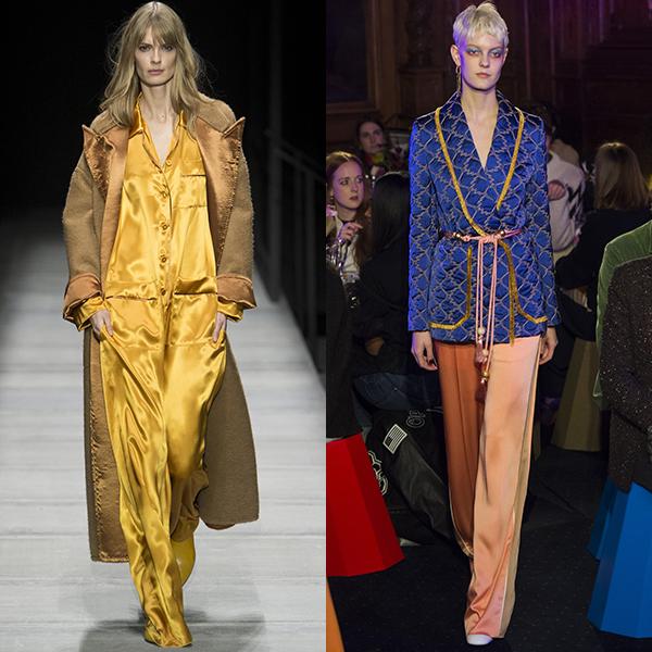 Модные тенденции в женской одежде осень зима 2018 2019