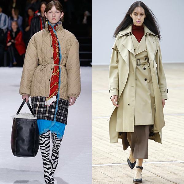 Модная одежда осень и зима 2018 2019