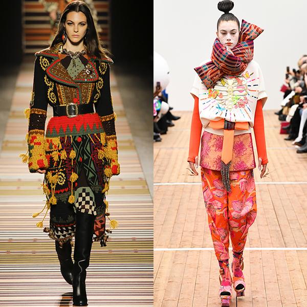 модные стили женской одежды осень зима 2018 2019