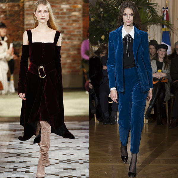 Мода осень и зима 2018 2019 ткани