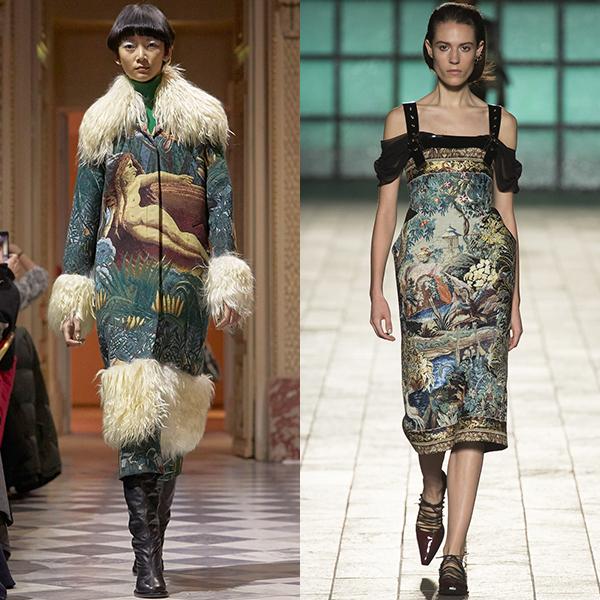 Модная одежда Осень зима 2018 2019 тенденции