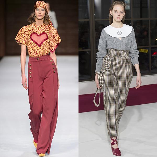 Мода женская осень зима 2018 2019