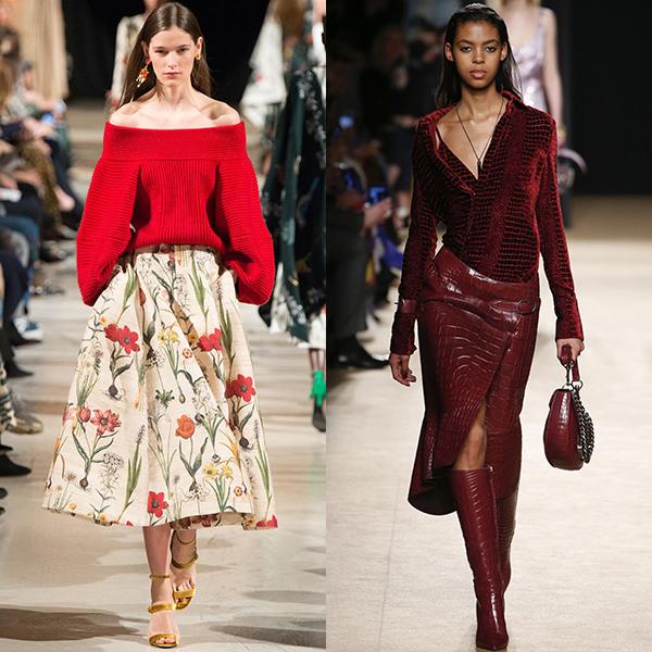 тенденции моды осень зима 2018 2019