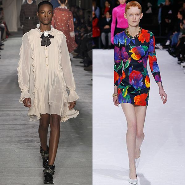 Мода осень зима 2018 2019 тенденции в женской одежде