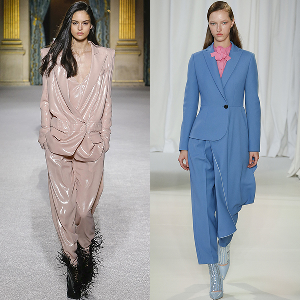 Мода тенденции осени и зимы 2018-19