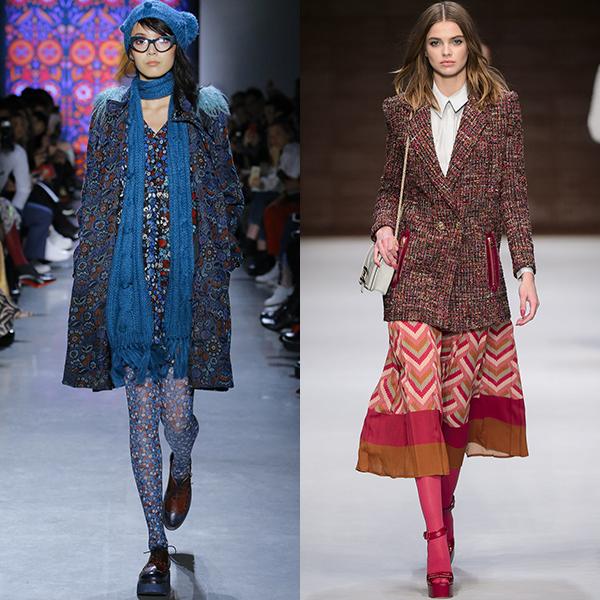 Что в моде осенью и зимой 2018 2019 для женщин?
