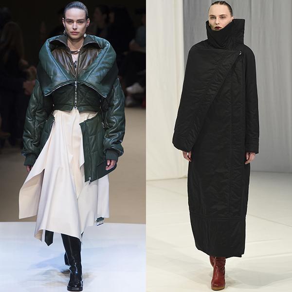 Основные тенденции в моде осень зима 2018 2019 фото